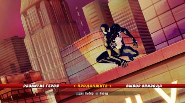 "Spider-Man: Shattered Dimensions ""Классический симбиот на Ultimate"""