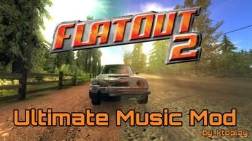 "FlatOut 2 ""Ultimate Music Mod v.3.0"""