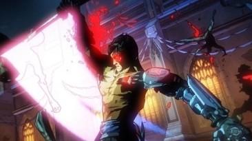 Оффскрин-геймплей Yaiba: Ninja Gaiden Z