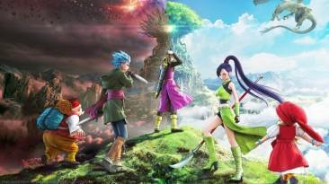 Юдзи Хори поделился информацией о статусе разработки Dragon Quest XII