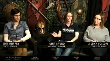 """TES Online: дизайн квестов и вайпы разработчиков в Moon Hunter Keep в новом """"eso live без воды"""""""