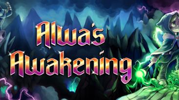 Двухмерная ретро-метроидвания Alwa's Awakening выйдет на Switch этим летом
