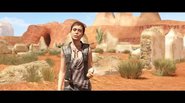 Прохождение Beyond: Two Souls на ПК - Навахо