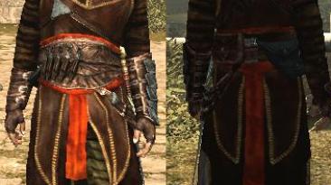 "Assassin's Creed: Brotherhood ""мод на одежду альтаира"""