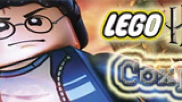 LEGO Harry Potter: Years 5-7: Сохранения (100% пройдено)PSP