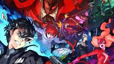 Бесконечная персона: Авторы Persona 5 Scramble хотят создать еще одно продолжение