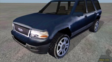 """Operation Flashpoint: Cold War Crisis """"Ford Expedition - Техника"""""""