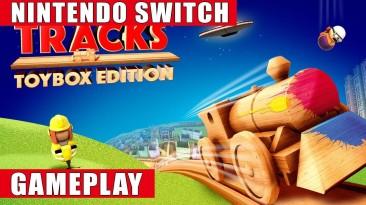 Видео игрового процесса Tracks - Toybox Edition