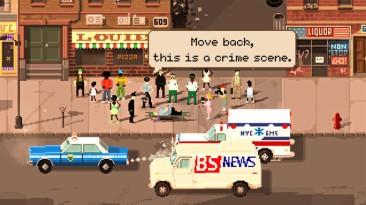 """Софт-запуск """"Beat Cop"""" - игры про полицецских 80-х годов"""