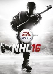Обложка игры NHL 16