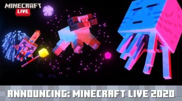 Онлайн-шоу с анонсами по Minecraft стартует 3 октября