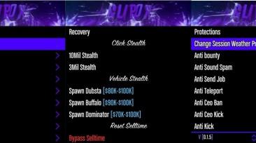 Grand Theft Auto 5 (GTA V): Чит-Мод/Cheat-Mode (Clipox v1.5) [1.50]