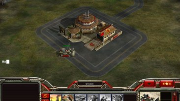 "Command & Conquer Generals: Zero Hour ""Карта - Stoney Batter"""