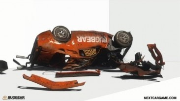 Next Car Game - Система повреждений