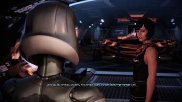 """Mass Effect Legendary Edition """"Красивое женское личико в ME3"""""""