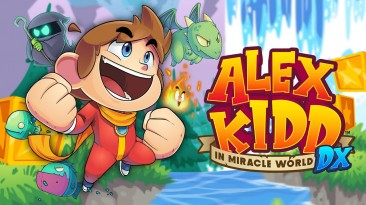 Релизный трейлер Alex Kidd in Miracle World DX