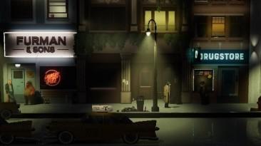 Стильные нуарные приключения енота-детектива Backbone выйдут на PS4, XOne и Switch в июле 2019