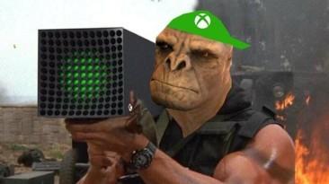 Маскот Xbox Series X