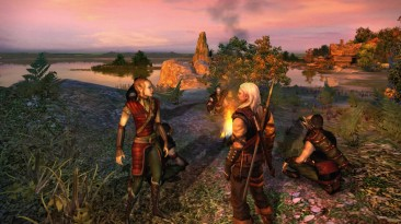 В Witcher Enhanced Edition теперь можно частично поиграть в VR благодаря новому моду