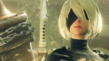 Вышла новая версия мода 2B для Dark Souls: теперь ее можно раздеть