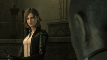 "Resident Evil 2 ""Джули Кидман из The Evil Within"""