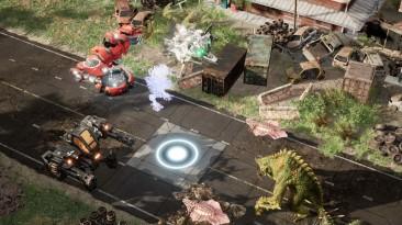 Новый геймплейный трейлер Mech Armada