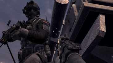 "Call of Duty 4: Modern Warfare ""Бойцы спецназа против ВСУ"""