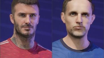 """FIFA 21 """"Томас Тухель и Дэвид Бэкхам в качестве тренера"""""""