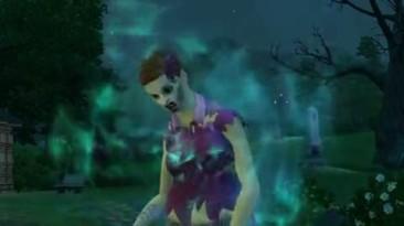 "The Sims 3 ""Supernatural Trailer"""