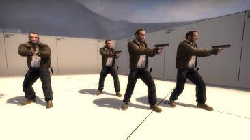"Counter-Strike: Global Offensive ""Niko Bellic"""