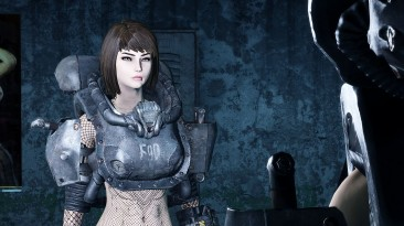 "Fallout 4 ""Ретекстур брони робота 2K и 4K"""