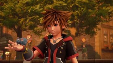 "Kingdom Hearts 3 - Трейлер ""Последняя битва"" на русском - VHSник"