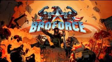 Digital Foundry: Тест частоты кадров Broforce на Playstation 4