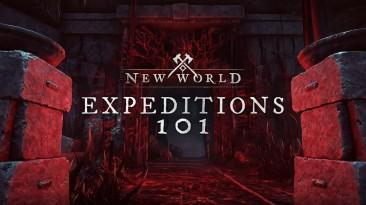 Появилась демонстрация экспедиций в New World