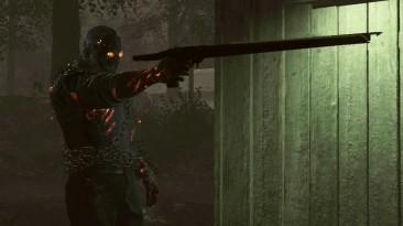 Friday the 13th: The Game. Джейсон Савини - убийства в испытаниях ролики