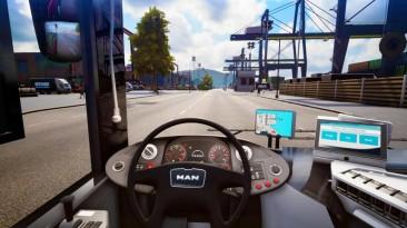 Симулятор автобуса стал временно бесплатным в Steam