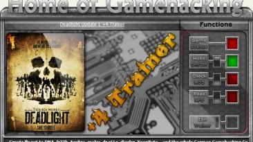 Deadlight: Трейнер/Trainer (+4) [Update 1] {sILeNt heLLsCrEAm/HoG}