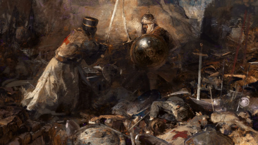 "Crusader Kings 3 ""Захватывающая дуэль [RU]"""