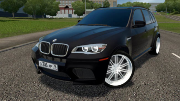 "City Car Driving ""BMW X5M E70 (v1.5.9 - 1.5.9.2)"""