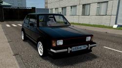 "City Car Driving ""Volkswagen Golf MK1 (1.5.9.2)"""