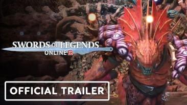 Для Swords of Legends Online вышло обновление с новым данжем на 20 человек, правками баланса и исправлением ошибок