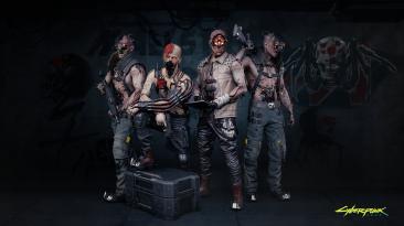 Cyberpunk 2077 демонстрирует свои устрашающие банды на великолепных обоях