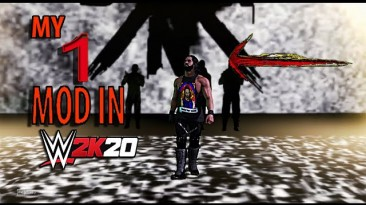"""WWE 2K20 """"Seth Rollins Updated Titantron 2020"""""""