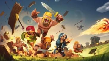 Clash of Clans возглавила топ американского App Store после крупного обновления