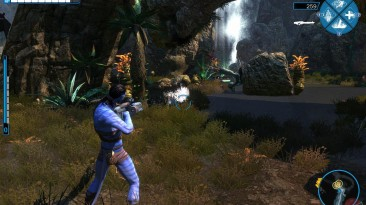 James Cameron's Avatar: The Game. Хруст зелени