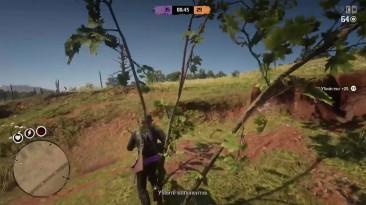 Red Dead Redemption 2 - Как правильно вести охоту