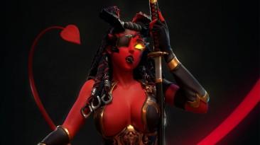 Дизайнер персонажей Subverse опубликовал концепт-арты модели Киллисион