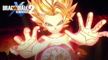 Новый трейлер Dragon Ball Xenoverse 2, представляющий Каулифлу