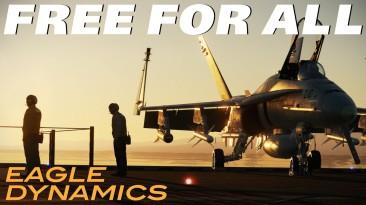 Бесплатный месяц DCS World в Steam