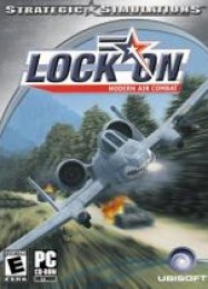 Обложка игры Lock On: Modern Air Combat